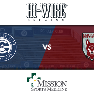 ACSC vs Chattanooga Red Wolves SC (Women's Friendly)