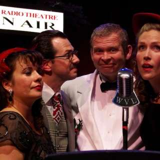 Live From WVL Radio Theater: It's A Wonderful Life