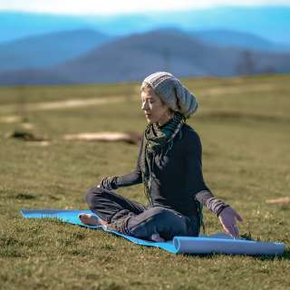 Mountaintop Yoga & Meditation Hike in Asheville
