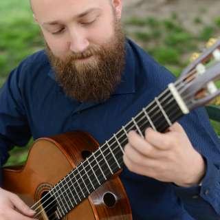 Guitarist Zachary Grim @ University of North Carolina Asheville