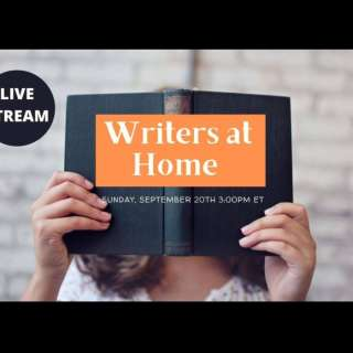 VIRTUAL: Writers at Home with Fall Great Smokies Writing Program Faculty
