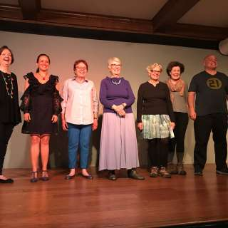 A Slice of Life: An Evening of Stories hosted by Connie Regan-Blake