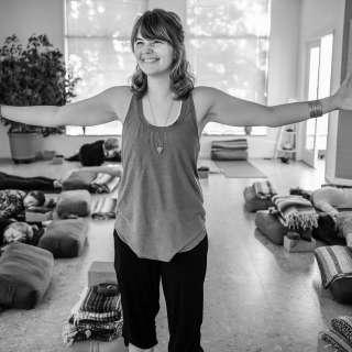 Restorative Yoga with Hot Stones