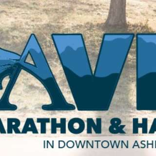 Asheville Marathon and Half (relocated to downtown for 2021!)