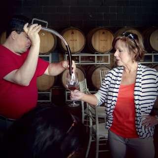Addison Farms Barrel Tasting