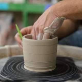 Community Pottery Class To Benefit Our Voice