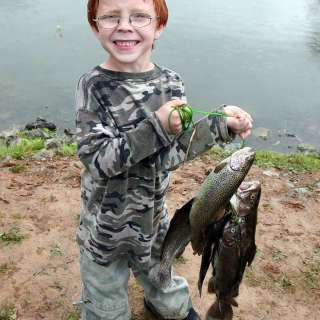 Kids Fishing Tournament