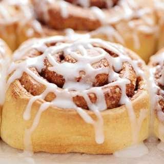 VIRTUAL: Cinnamon rolls-Online