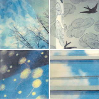 WAXAGRAMS: Encaustic Photo Transfer with Erin Keane