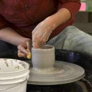 Beginner Wheel: Clay All Day! with Instructor: Lauren Breitling