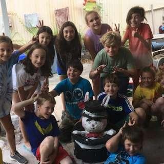 Odyssey Clay Camp 2020--Find Your Spirit Animal--Instructor:  Paige Janeri