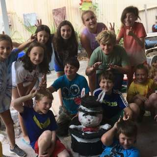 Odyssey Clay Camp 2020 -- Fun, Colorful Clay -- Instructor: Kristen Easters