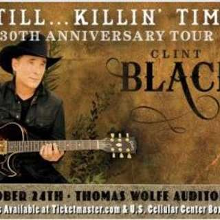 Clint Black: Still...Killin' Time 30th Anniversary Tour
