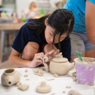 Kid's Class: Creative Clay Ages 8 – 12  Instructor: Nora Watkins