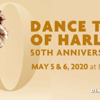 RESCHEDULED: Dance Theatre of Harlem