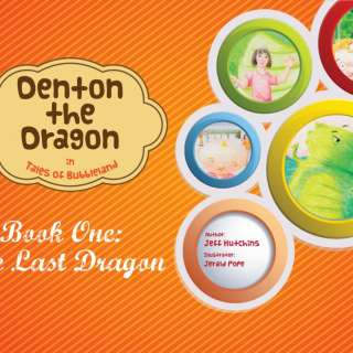 Meet the Creator of Denton the Dragon!