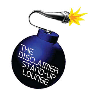 Disclaimer Lounge Comedy Open Mic