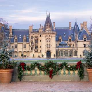 45th annual Christmas at Biltmore – Nov. 8, 2019, through Jan. 5, 2020