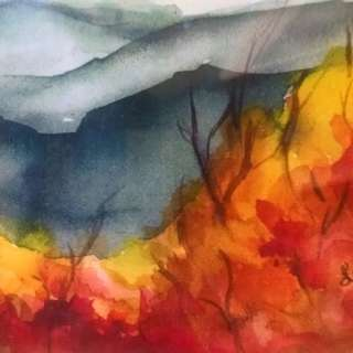 Exploring Watercolor Two Day Workshop with Janice Lape