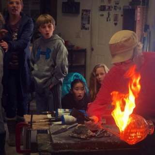 Fall Fire Up at Crucible Glassworks