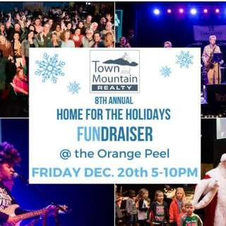 8th Annual Home for the Holidays Event