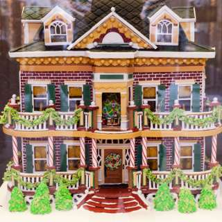 Gingerbread House Display at Grove Arcade | Presented by Omni Grove Park Inn