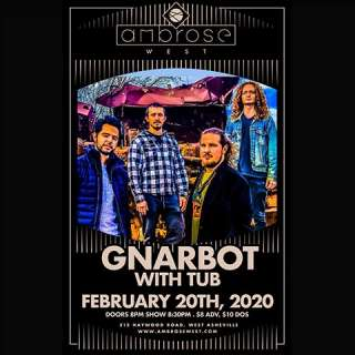 Gnarbot with TUB