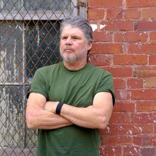 Chris Knight - Live at Hazel Robinson Amphitheatre!