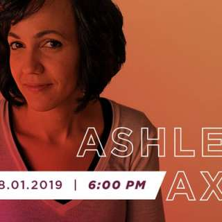 AIGA Asheville Inaugural Event with Ashleigh Axios