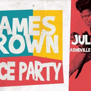 James Brown Dance Party | Asheville Music Hall
