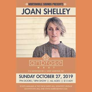 Worthwhile Sounds presents: Joan Shelley