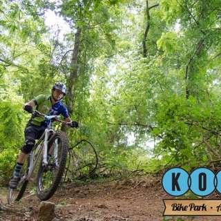 Adventure Center of Asheville Kolo Bike Park - $5 after 5pm Thursdays