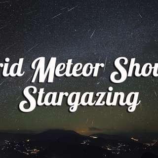 Lyrid Meteor Shower Stargazing