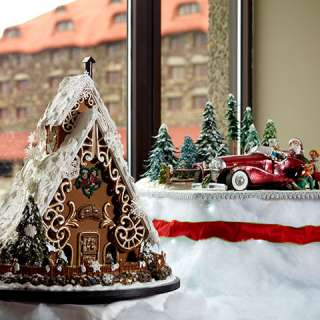 Gingerbread Holiday Package