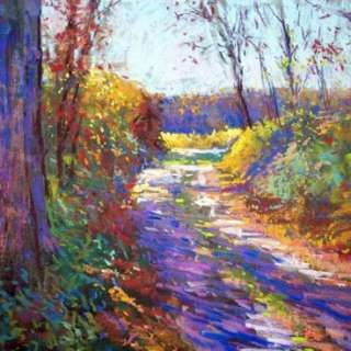 Oil Stick Painting & More with Paul DeMarrais, May 4