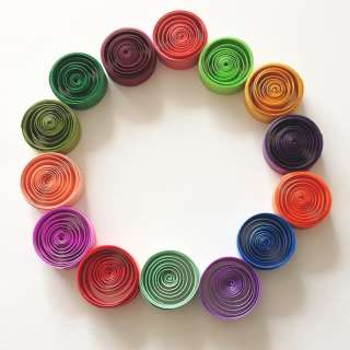 Crafty Historian: Paper Quilling