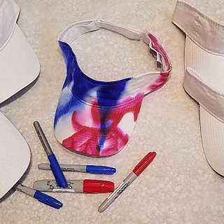 """""""Make Your Own Patriotic Hat!"""" A Public Interactive Art Project"""