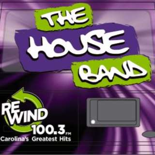 The Rewind House Band - classic hits