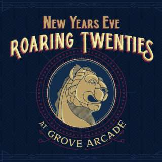 Roaring Twenties at Grove Arcade | NYE Party