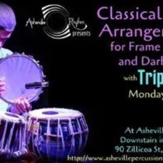 Classical Tabla Arrangements for Frame Drum and Darbuka