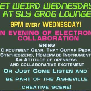 Get Weird Wednesdays