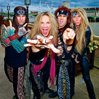 Steel Panther w/ Wilson & True Villains
