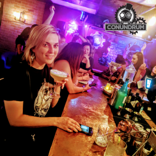 Condundrum Speakeasy Presents Laura Thurston LIVE