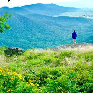 Meditation Retreat: Backpacking in the Great Smoky Mtns.