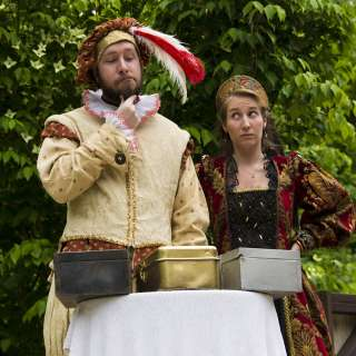 """Free Theatre! """"Henry IV, Part 1"""""""