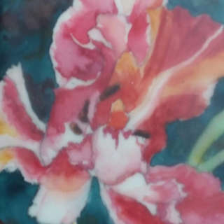 Watercolor & Wax Wonders, with Lorelle Bacon and Bet Kindley, June 1