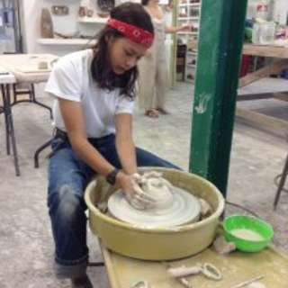 Young Adult Summer Intensive Clay Class Ages 12-18