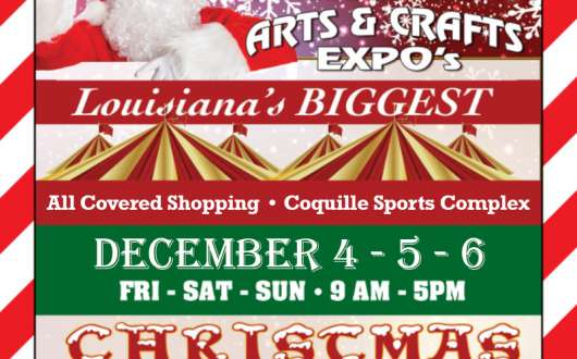 Coquille Christmas 2020 Christmas Extravaganza Arts & Crafts Expo by Steinhauer