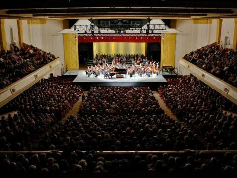 Asheville Symphony Orchestra