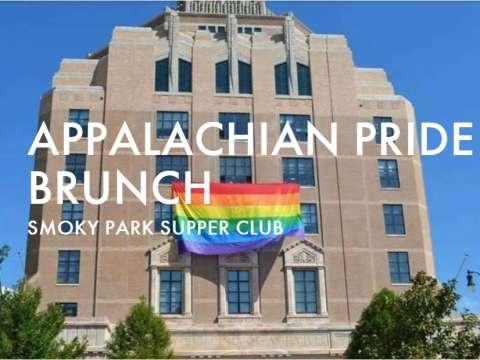 Chow Chow: Appalachian Pride Brunch